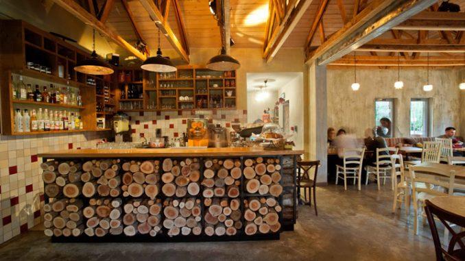 Industrieel Design Vintage.Vintage En Industrieel Design Zijn Trends Cafetaria Branche